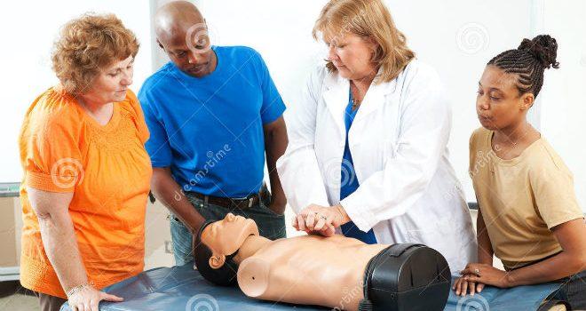 Training Penanggulangan Gawat Darurat